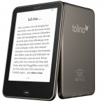 Tolino Launches Waterproof Vision eReader, Adds Novel Page Turn Button e-Reading Hardware
