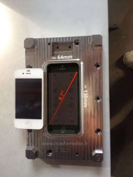 "Two New Sets of Leaked Photos Show iPhone 6 Components, Hint at 4.7"" screen Apple e-Reading Hardware"