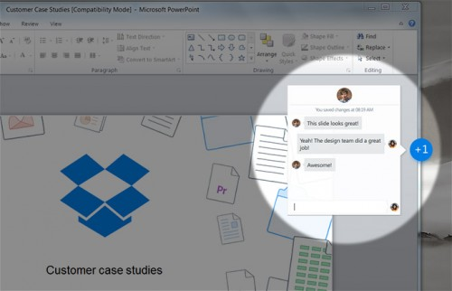 Dropbox Launches New Dropbox for Business, This Time With Collaboration Tools Cloud Storage