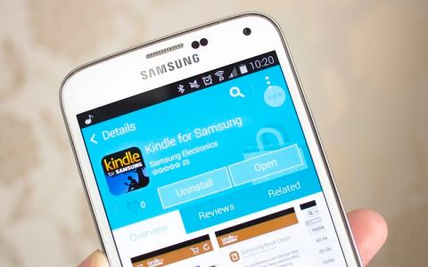 Samsung Gives up on eBooks Amazon