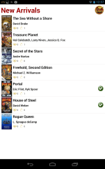 Baen Books Android App Now Available in Google Play Publishing
