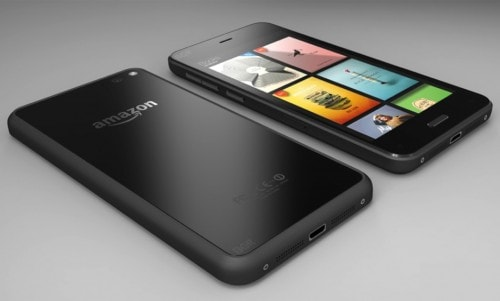 Leaked Image Shows the Amazon Smartphone, Doesn't Show the 4 IR Cameras Amazon e-Reading Hardware