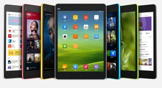 Xiaomi Mi Pad One-Ups the iPad Mini with a Tegra K1 CPU e-Reading Hardware