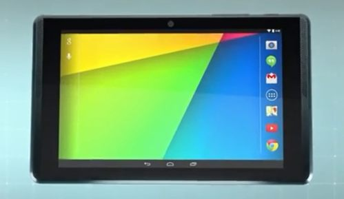 "Google's Project Tango Tablet Revealed as a $1,024 7"" Tegra K1-Powered Device e-Reading Hardware Google"