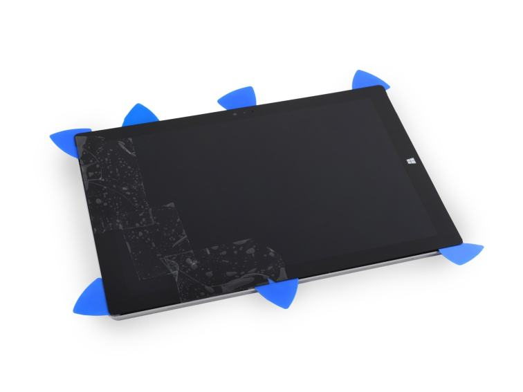 iFixit Tears Apart the Surface Pro 3 e-Reading Hardware