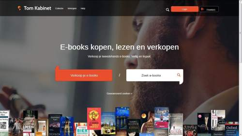 Used eBook Website Launches in Europe Used Content
