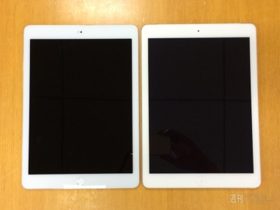 New Photos Show a Thinner, Redesigned iPad Air (Dummy) Apple e-Reading Hardware iDevice