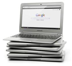 Google Chromebooks are Outselling Apple iPads in the Educational Market Apple e-Reading Hardware