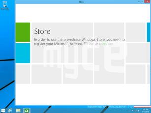 Leaked Windows 8.x Screenshots Show a Start Menu, Microsoft Windows