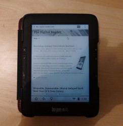 My Boyue T61 E-ink Android Tablet Arrived - What Should I Install on it? e-Reading Hardware Open Topic