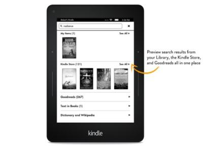 Amazon to Add New Reading Features to the Kindle Platform This Fall Amazon e-Reading Hardware Kindle