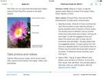 Leaked User Manual Confirms iPad Air 2, iPad Mini Details Apple e-Reading Hardware iDevice