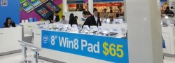 $65 Window Tablets Unveiled at a Hong Kong Trade Show e-Reading Hardware Microsoft Windows