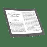 "Pocketbook Unveils Thinner, Lighter, 13.3"" CAD Reader Flex e-Reading Hardware"