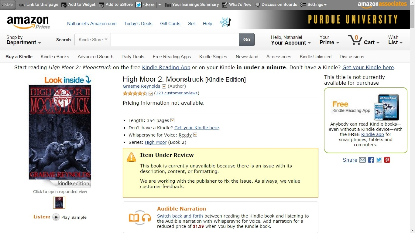 Amazon Declares War on the Hyphen, Could the Semicolon be Next