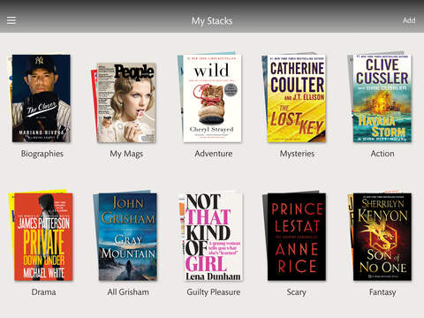 B&N Updates Nook, Yuzu Apps for iOS Barnes & Noble e-Reading Software
