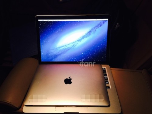 Leaked Photos Show Next Macbook Air Apple e-Reading Hardware