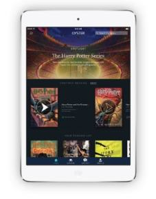 Oyster Adds a Little Magic to Its Subscription eBook Service Streaming eBooks Subscriptions