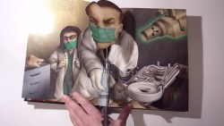 The Pop-Up Book of Phobias Will Probably Give You Nightmares (video) humor Paper