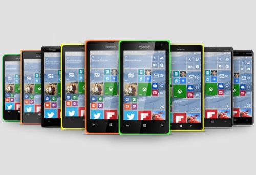Windows 10 is Coming to *Most* Lumia Smartphones, But Not Surface RT Tablets Microsoft Windows