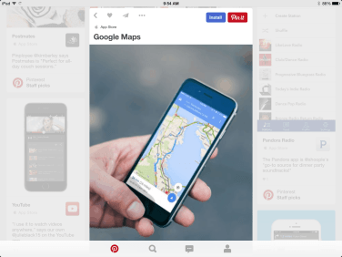 Pinterest Pins Apple, Adds App Pins Social Media
