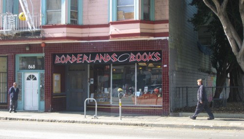 Beloved SF Bookstore Turns to Direct Sponsorship to Stave Off Closure Bookstore