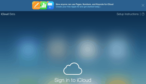 Apple Makes iWork for iCloud Free for All Apple Office