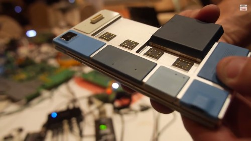 Under the Hood of Project Ara (videos) e-Reading Hardware