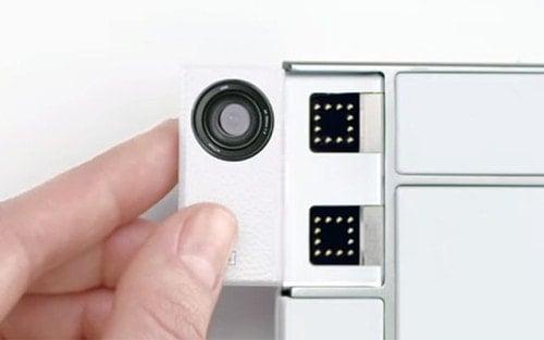 Toshiba Reveals 5MP Camera Module for Project Ara e-Reading Hardware