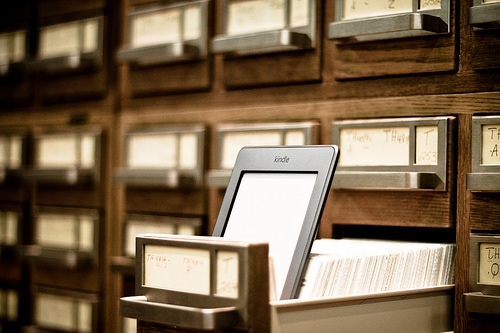 How to Read Borrowed OverDrive Library eBooks on Your Kindle