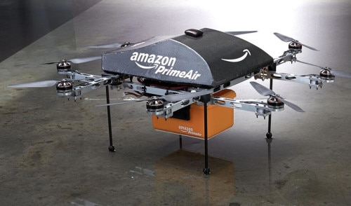 Amazon Says FAA Approved Drone Which Was Already Obsolete Amazon e-Reading Hardware