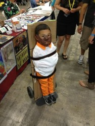 """Did a """"50 Shades"""" Costume Get a Kid Excluded From a World Book Day Event? Editorials"""