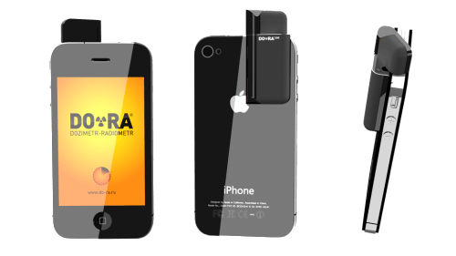 Intersoft's Do-Ra Module Turns a Project Ara Smartphone into a Geiger Counter e-Reading Hardware