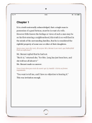 Duolir Lets You Read a Dual-Language eBook With Instant Translations Epub3 Tips and Tricks