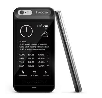 InkCase i6 Turns Your iPhone 6 Into a Yotaphone e-Reading Hardware iDevice
