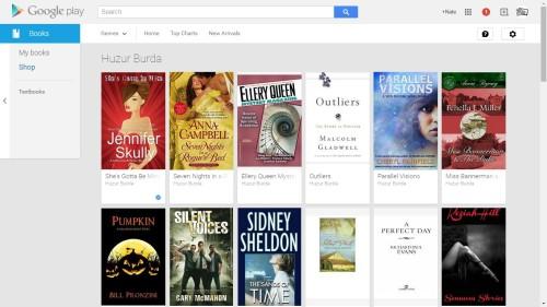 Google Play Books piracy