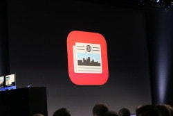 Apple Launches News App, Moves Into Competition With Flipboard Apple e-Reading Software