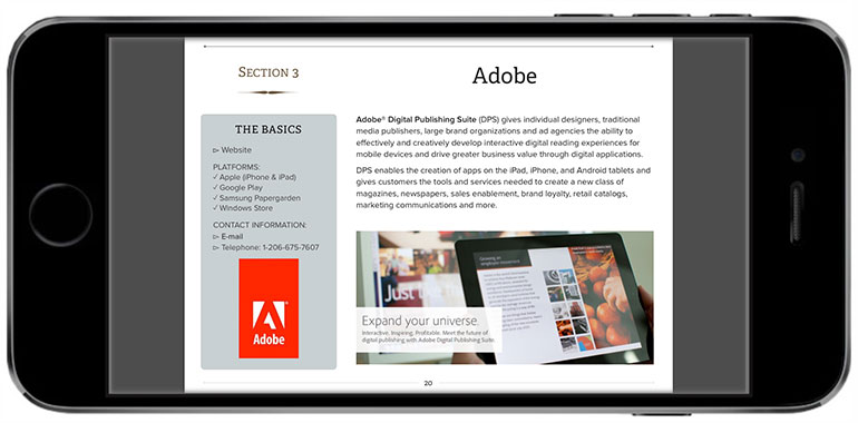 Multi-touch iBooks on the iPhone: Like a PDF, Only From Apple | The Digital Reader