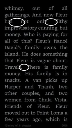 The Kindle's New Typography is Turning Out to Be So Much Vaporware Amazon e-Reading Software
