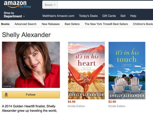 Amazon Follow Lets Authors Connect With Fans Amazon Social Media
