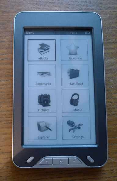 TopJoy Reminds Us Why Some eReaders Never See the Light of Day Reviews