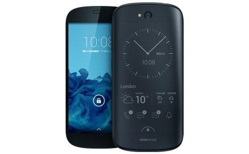 Yotaphone 2 on Sale at GearBest for $140 e-Reading Hardware