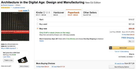 Amazon Launches New Book Listing Pages Amazon