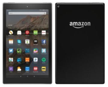 amazon fire ten inch tablet