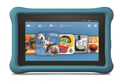 Amazon Launches Three New Fire Tablets, Reinvigorates the Fire HD 6 e-Reading Hardware Fire