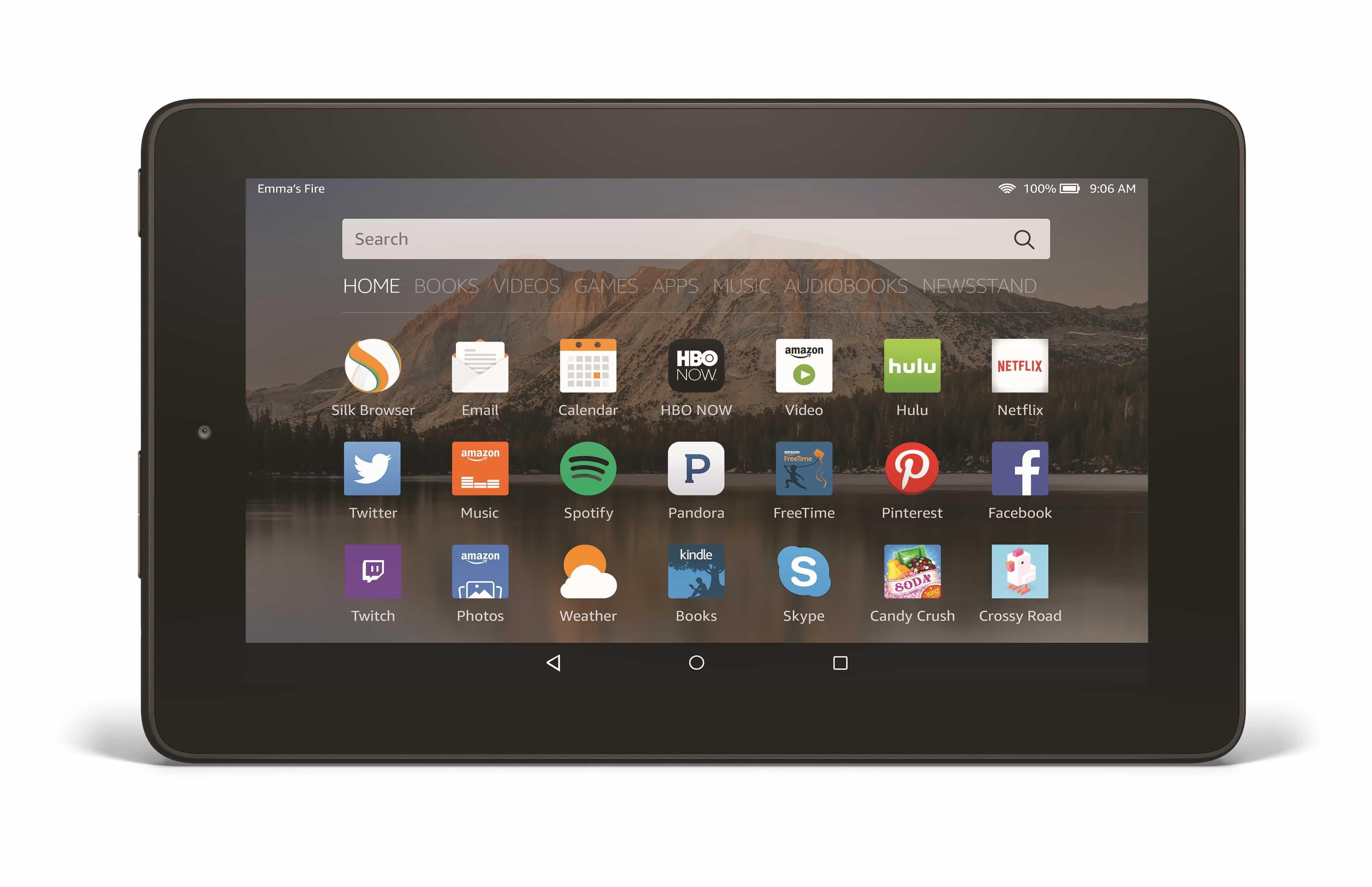 New Fire Tablet Doesn't Like eBooks Stored on an SD Card (But it's