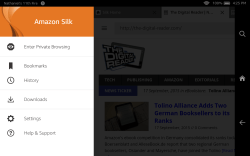 Silk Web Browser Updated With New Look Fire Web Browser