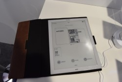 Hands On With the Pocketbook CAD Reader Flex (video) e-Reading Hardware