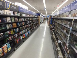 Walmart is Carrying a Self-Pub POD Book In-Store Bookstore POD Self-Pub