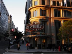 Barnes & Noble is Vacating the Nation's Capital Barnes & Noble